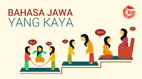 Bahasa Jawa yang Kaya