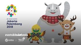 Bersama BUMN Hadir Untuk Negeri Telkom Indonesia Dukung Asian Games 2018