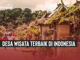 Gambar sampul Desa Wisata Terbaik di Indonesia
