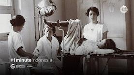 Dokter Perempuan Pertama di Indonesia