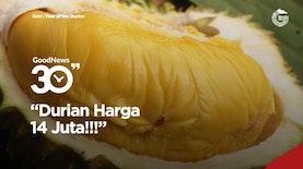 Durian Seharga 14 Juta!!!