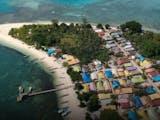 Gambar sampul Eksotisme Morotai di Samudera Pasifik