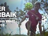 Gambar sampul Eman Sulaeman, Sang Pemberani Penghalau Bola di Lapangan Hijau