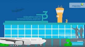 Fakta-Fakta Menarik Terminal 3 Bandara Soekarno-Hatta