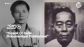 Fotografer di Balik Proklamasi