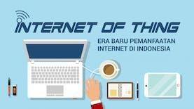 Indonesia Canggih Dengan Internet Of Thing