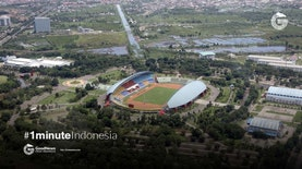 Jakabaring dan Asian Games 2018