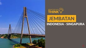 Jembatan Singapura ke Batam / Bintan