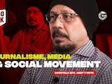 Gambar sampul Jurnalisme Media dan Pergerakan Sosial