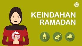 Keindahan Ramadan