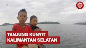 Keindahan Tanjung Kunyit