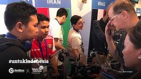 Madrasah asal Depok Raih Juara II di Ajang Robot Internasional