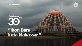 Masjid 99 Kubah, Ikon Baru kota Makassar