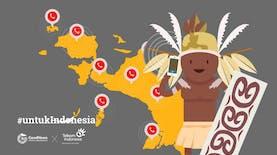 Membangun Infrastruktur telekomunikasi indonesia dari papua