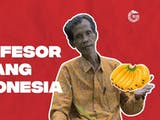 Mengenal Lasiyo, Pria yang Dijuluki Sebagai Profesor Pisang