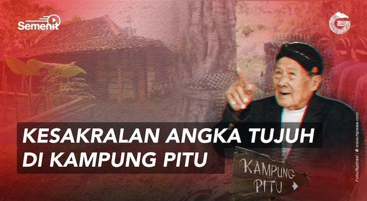 Gambar sampul Misteri Kampung Pitu Gunungkidul yang Dihuni 7 Keluarga Saja