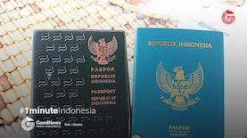 Perbedaan Paspor dan E-Paspor Indonesia