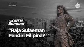 Raja Sulaeman Pendiri Filipina?