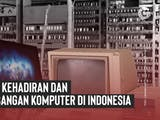 Gambar sampul Sejarah Kehadiran dan Perkembangan Komputer di Indonesia