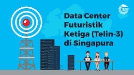 Semakin Mendunia, Kehadiran Telin 3 di Singapura
