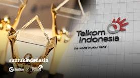 """Telkom Indonesia Kembali Rajai """"Asia Pacific Stevie Awards"""""""