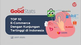 TOP 10 E-Commerce di Indonesia
