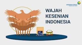 Wajah Kesenian Indonesia di Terminal 3 Bandara Soekarno-Hatta